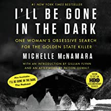 i ll be gone in the dark audiobook