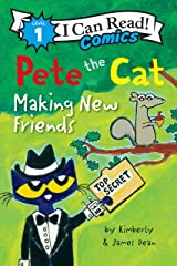Pete the Cat: Making New Friends (I Can Read Comics Level 1) Kindle Edition