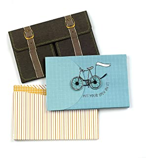 K&CompanySmash Scrapbook Gusseted Pockets, Classic