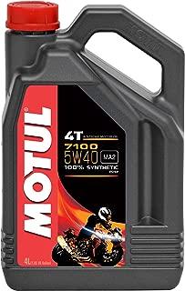 Motul 104087 100% Synthetic Engine Oil