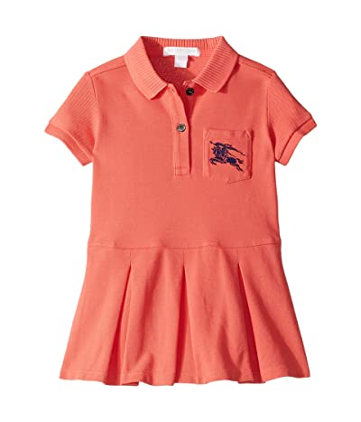 Burberry Kids Mini Demelza Dress (Infant/Toddler) (Bright Pink) Girl
