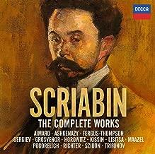 scriabin complete works