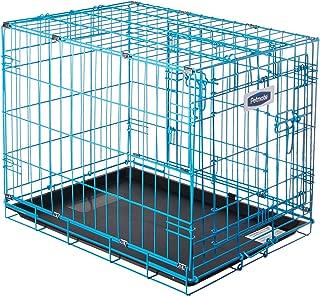 Petmate Puppy 2-Door Training Retreat Kennel, 24-Inch