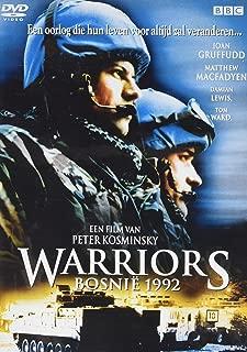 Peacekeepers Warriors  NON-USA FORMAT, PAL, Reg.2 Netherlands