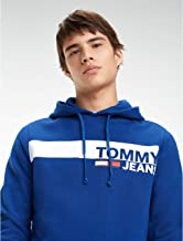 Tommy Hilfiger Men's Essential Graphic Hoodie Sweatshirt
