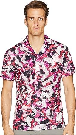Travis Birds Of Paradise Resort Shirt