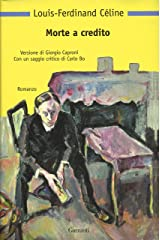 Morte a credito (Italian Edition) Kindle Edition