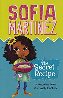 The Secret Recipe (Sofia Martinez)