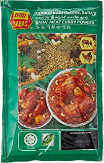 Baba's Meat Curry Powder, 125 g