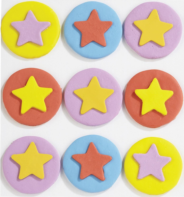 Jolee's Confections Stickers-Stars Stickers-Stars Stickers-Stars B0077HHM7I   Primäre Qualität  ba37d8