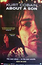 Kurt Cobain Poster About His Son Nirvana His Own Story...In His Own Words