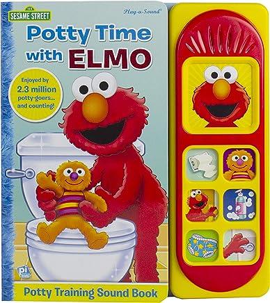 Potty Time With Elmo (Sesame Street: Play-a-Sound)