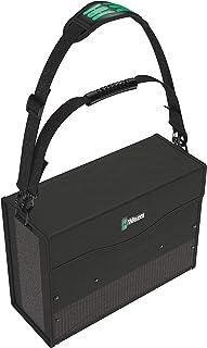 Wera 05004357001 Tool Container, Black, 2go 2 XL (Wera 2go 2 XL)