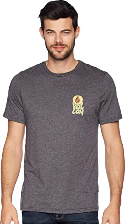 Volcom Sundown Short Sleeve Heather Tee
