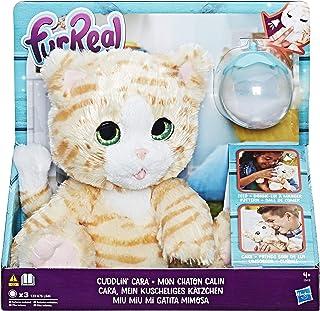 FurReal friends- Gatita de Peluche (Hasbro E0418EU5