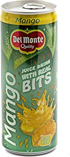 Delmonte Mango Drink With Bits , 240ml