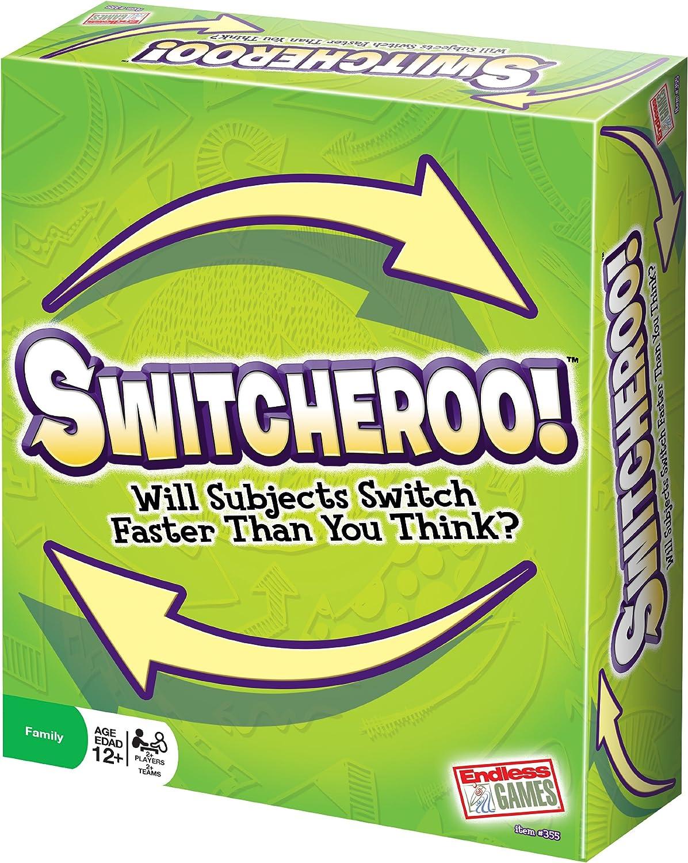 Endless Games SWITCHEROO  Game