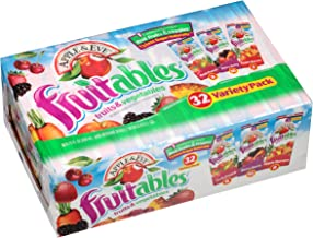 Apple & Eve Fruitable Juice Box Variety Pack, 32 Count