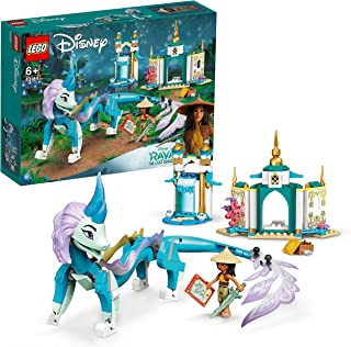 LEGO Disney Raya and Sisu Dragon 43184 Playset