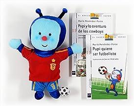 Pack Pupi futbolista (El Barco de Vapor Blanca)