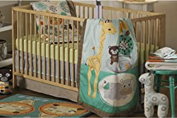 lolli LIVING Zig-Zag-Zoo 4 Piece Set