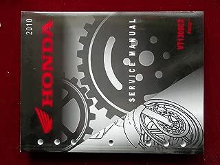 2010 VT1300CX Fury Honda Service Shop Repair Manual 61MFL03