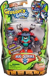 Grossery Gang The S4 Bug Strike Action Figures - General Arak Attack