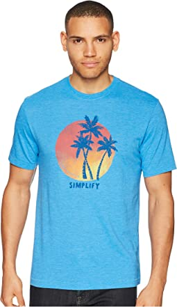 Simplify Palms Cool Tee