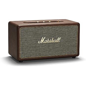 Marshall Stanmore II - Altavoz con Bluetooth, color marrón: Amazon ...