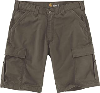 Carhartt Men's Force Relaxed Fit Ripstop Cargo Work Short