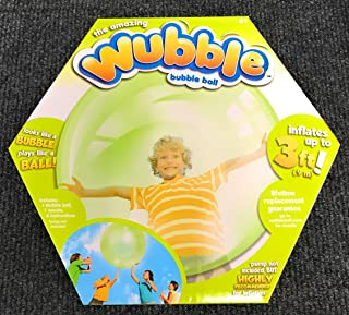 Wubble Inflating Ball - Green, 72064
