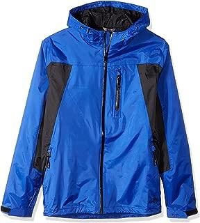 Best wrangler men's waterproof zip front rain jacket Reviews