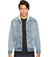 Levi's® Premium - Made & Crafted Shawl Collar Trucker Jacket