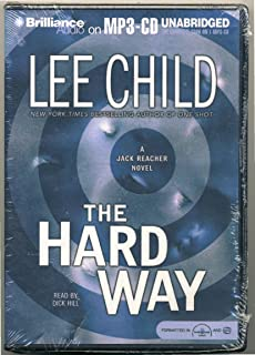 The Hard Way by Lee Child Unabridged MP3 CD Audiobook