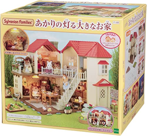 epoche Big house C -44 to Lit Sylvanian Families House light (japan import)