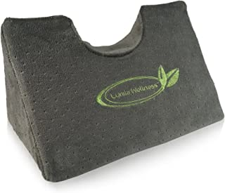 Cervical Traction Chiropractic Wedge Pillow - Neck and Shoulder Pain Relief - Gentle Spinal Correction