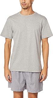 Conjunto Pijama Camiseta + Shorts, Duomo, Masculino