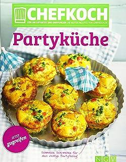 Chefkoch Partyküche: Für Sie getestet und empfohlen: Die b