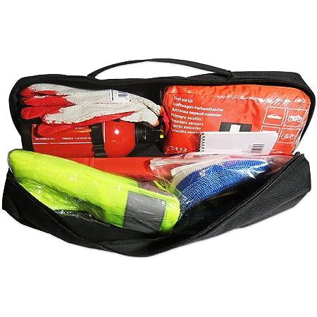Ejp Bag Praktisches Erste Hilfe Set Notfall Set Kofferraumtasche Passend Für Sl R230 Auto