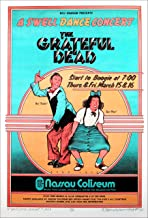 Grateful Dead Poster Nassau Coliseum 1973 Concert 15