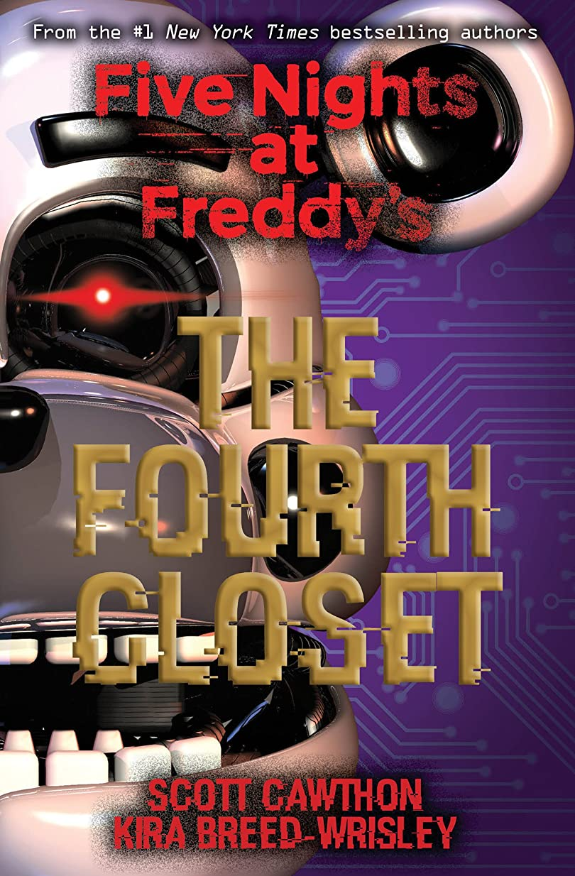 再生可能潜水艦ソビエトThe Fourth Closet (Five Nights at Freddy's) (English Edition)