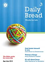 Daily Bread Apr-Jun 2015: Words for Life
