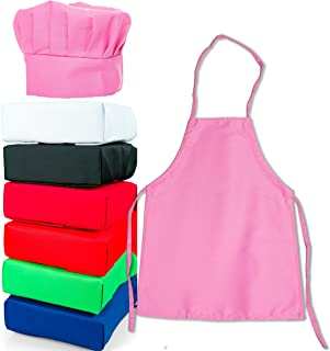 Best childrens chef hat and apron Reviews