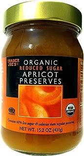 Trader Joe's Organic Apricot Preserves