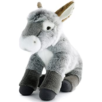 Cuddle Toys 4059 20 cm Long Bordon Burro Plush Toy Douglas Co US