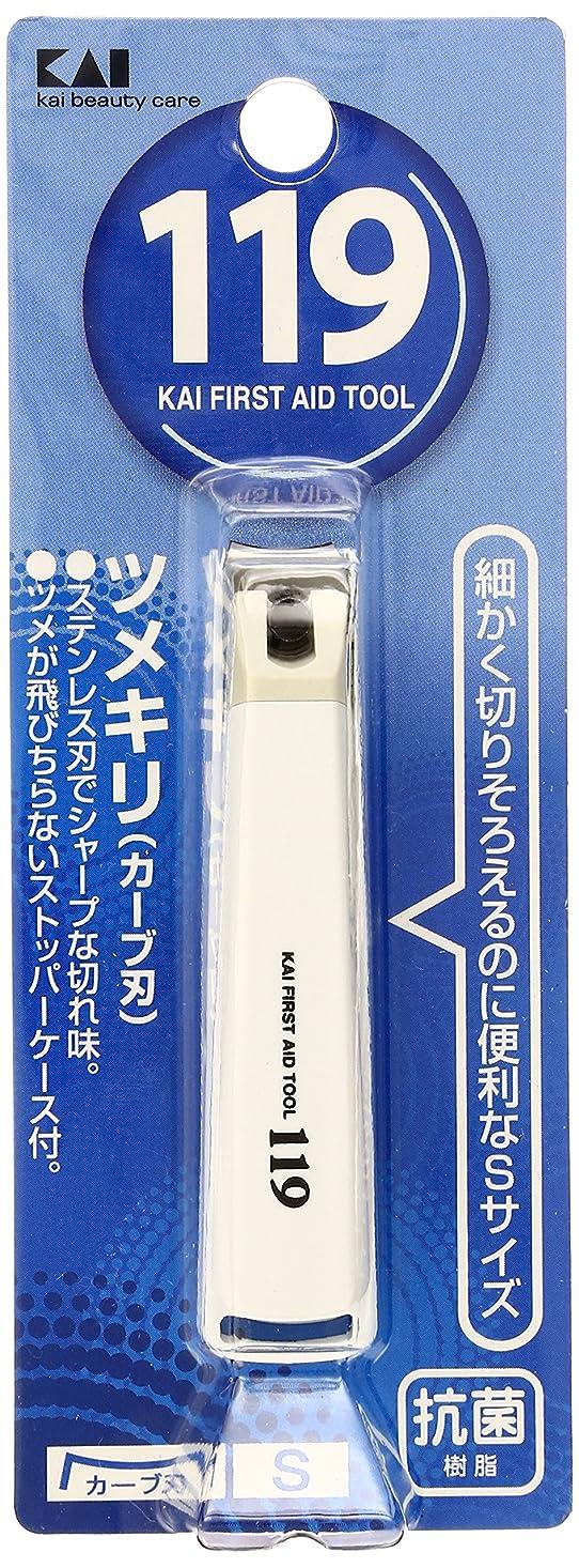 アコーナース代表する119 ツメキリ001 S(カーブ刃)