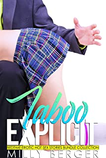 Taboo Explicit Bedtime Erotic Hot Sex Stories Bundle Collection
