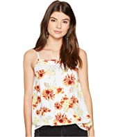 kensie - Botanical Floral Top KS7K4095