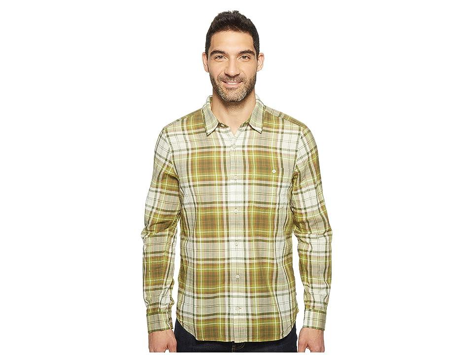 Toad&Co Cuba Libre L/S Shirt (Iguana) Men