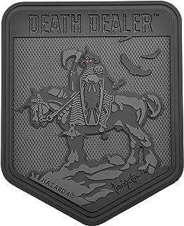 HAZARD 4 Death Dealer By Frank Frazetta Patch - Black